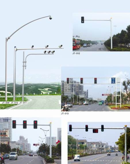 云南省丽江市宁蒗彝族自治县路灯杆安装标准