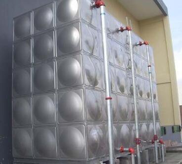 江苏盐城响水合作不锈钢水箱