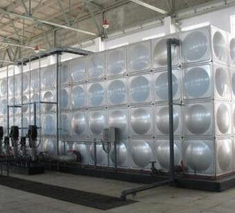 贵州省遵义市凤冈县不锈钢水箱设计图纸