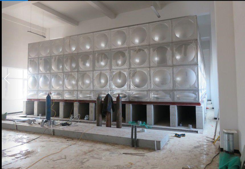 甘肃省临夏回族自治州东乡族自治县不锈钢消防水箱接地做法