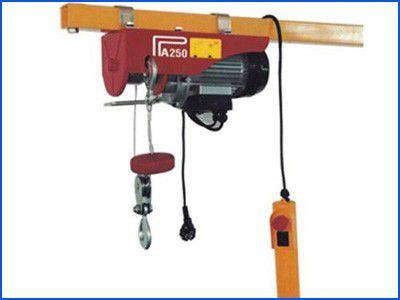 青海省海南藏族自治州同德县2吨电动单梁起重机标准