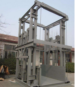 西藏自治区山南地区加查县叉车门架槽钢厂