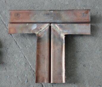 丹东预埋式紫铜板止水片