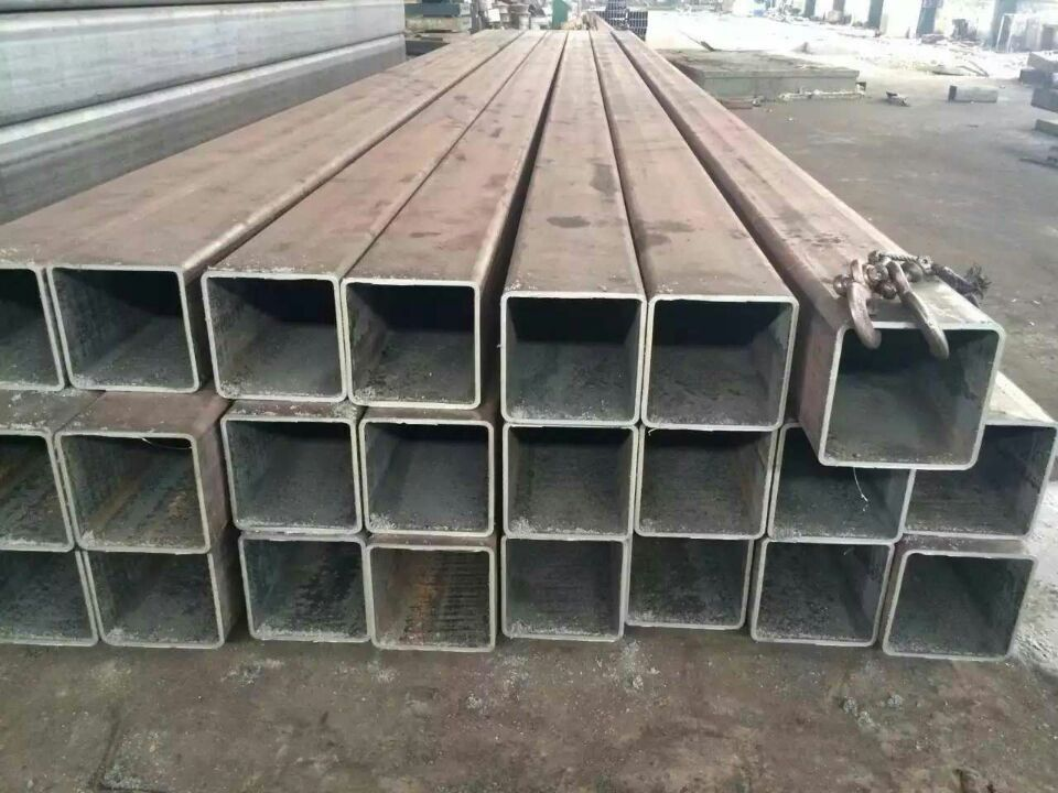 儋州厚壁镀锌方管