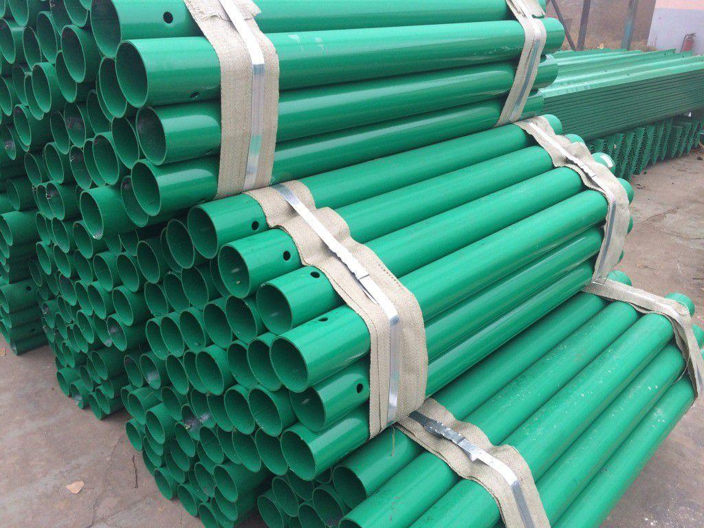 重慶秀山土家族苗族熱鍍鋅噴塑護欄板批發