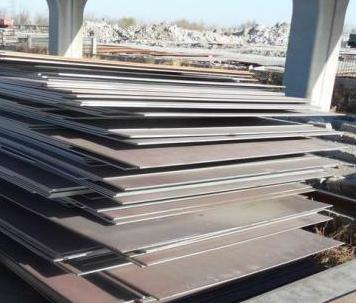 晋城nm450耐磨钢板硬度