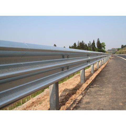 梅州熱鍍鋅噴塑護欄板定制