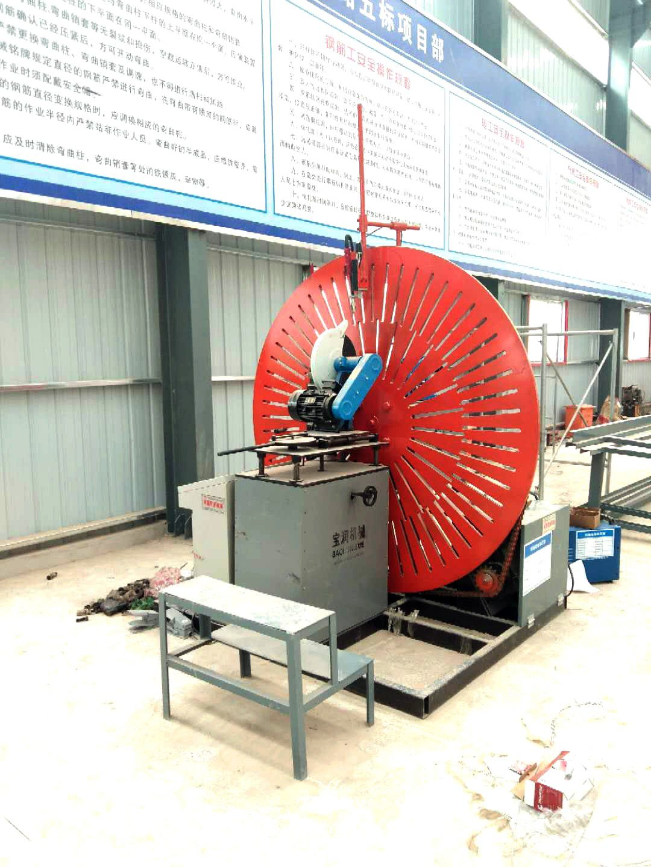 四川甘孜藏族康定钢筋自动焊数控弯圆机