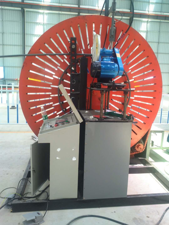 湖北黄石西塞山自动焊数控钢筋弯圆机