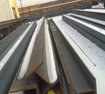 辽宁营口站前方钢与工字钢市场价格