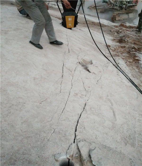 辽宁辽阳兴隆台桩头拆除不损坏钢筋设备