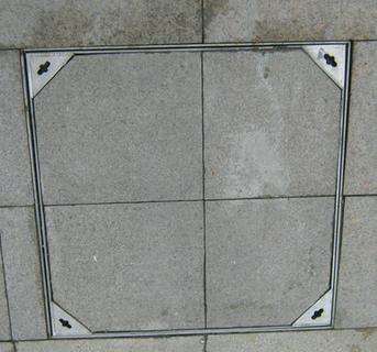 河南省许昌市郾城区不锈钢装饰井盖焊接规范