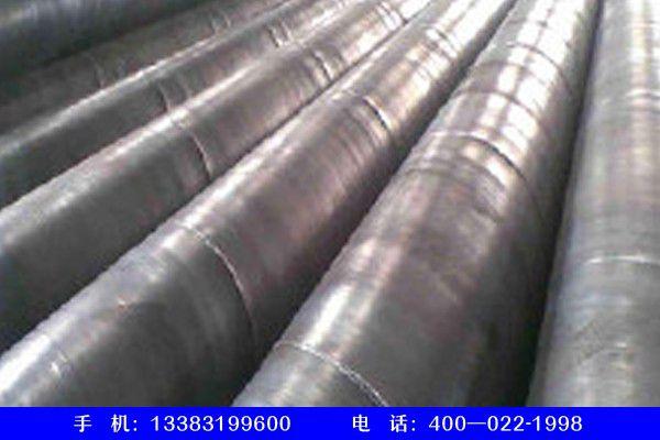 山西省晋中市太谷县螺旋管压力壁厚对照表