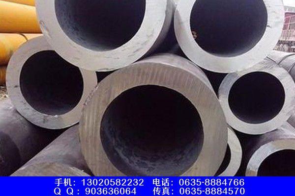 阿拉善盟厚壁无缝钢管厂家