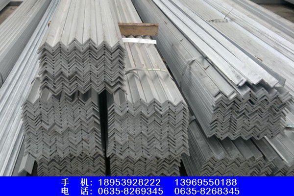 广东深圳盐田镀锌角钢计算