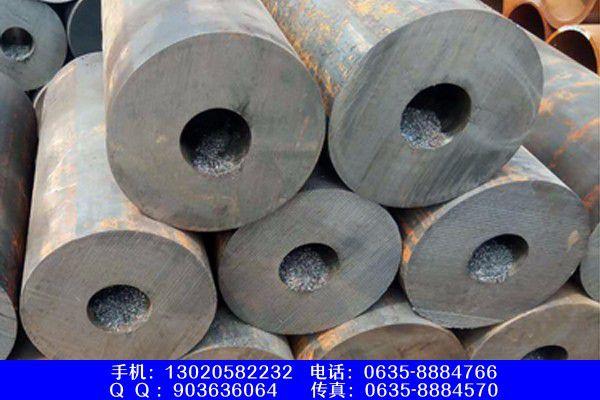 上海虹口厚壁大口径无缝钢管