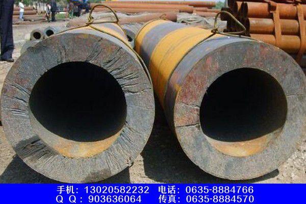 重庆永川大口径厚壁无缝钢管