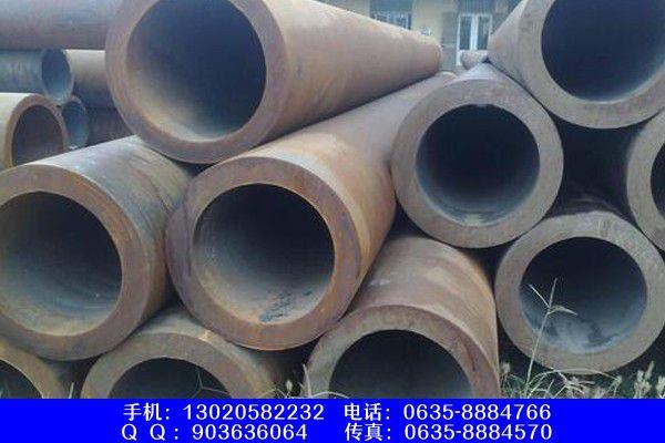廣西壯族玉林容大口徑厚壁無縫鋼管