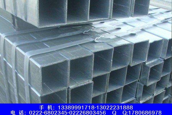 安徽宿州砀山铝合金方管米重计算方式