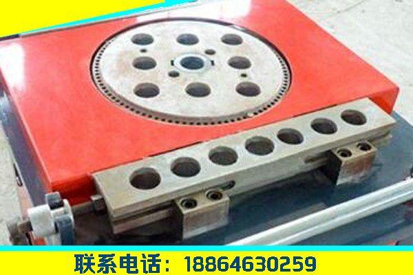 黑龙江大庆红岗钢筋调直除锈喷漆一体机