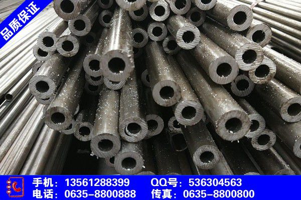 山西忻州繁峙精密光亮钢管价格