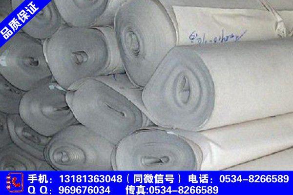湖南永州双牌藕池土工膜分析