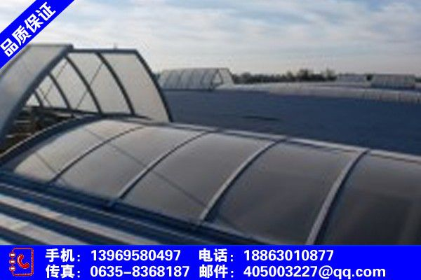 黑龙江省绥化市望奎县厂房通风天窗