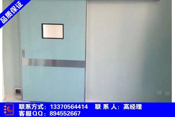 陕西省汉中市勉县推拉铅门