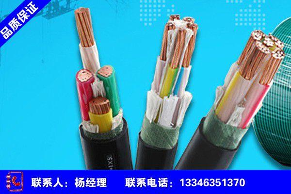 河北省沧州市沧县预分支电缆电缆外径