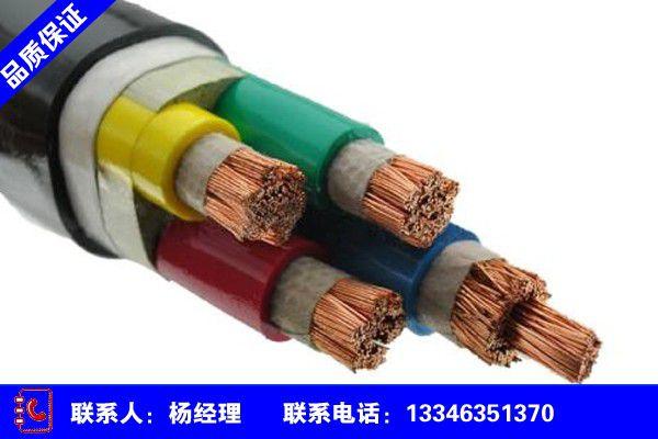 黑龙江省绥化市青冈县预分支电缆的电压降