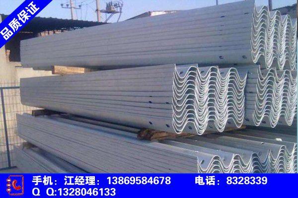 江西省上饶市铅山县高速护栏机