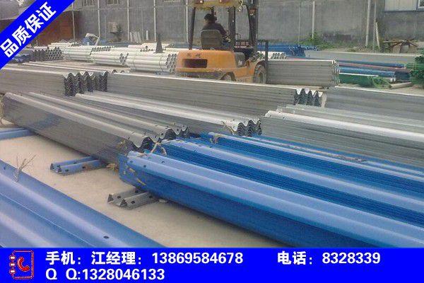 漳州市高速护栏杆方管