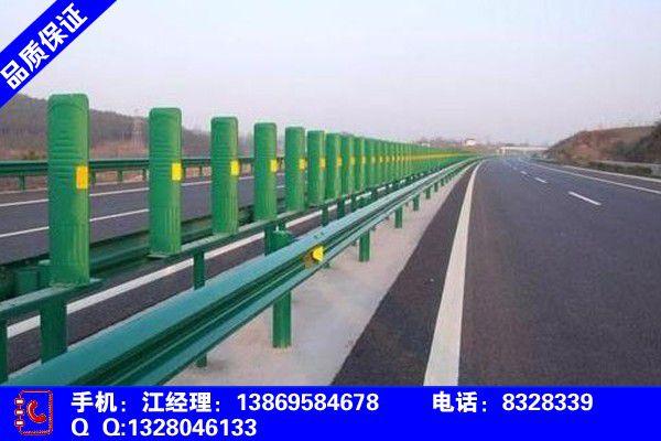 晉中市護欄板施工