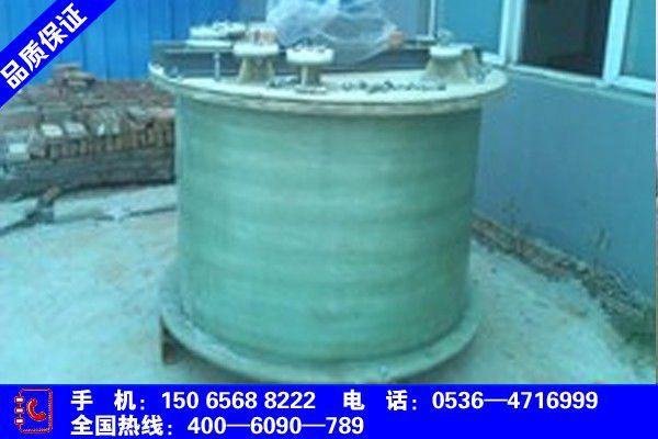 湖南郴州桂陽玻璃鋼樹脂罐