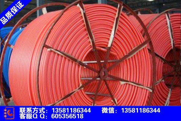 江西省HDPE管材生产设备