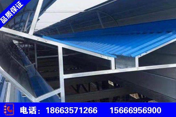 山东省德州市陵城区通风气楼价格产品资讯