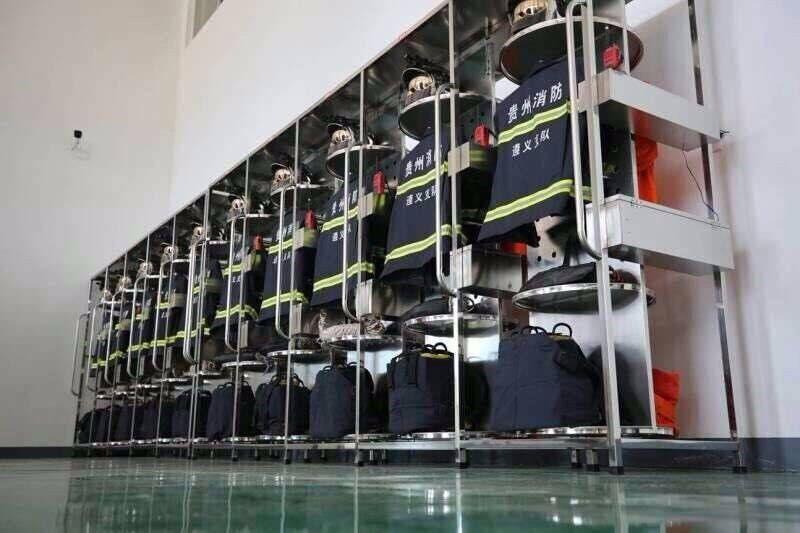 古县不锈钢消防衣服架市场潜力攀升