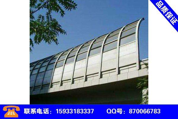 河南许昌源汇厂区隔声墙设计