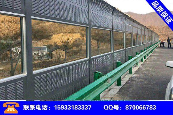 四川省巴中市南江县高速公路声屏障安装