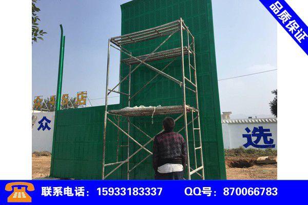 河北省张家口市涿鹿县高速公路隔声屏知识