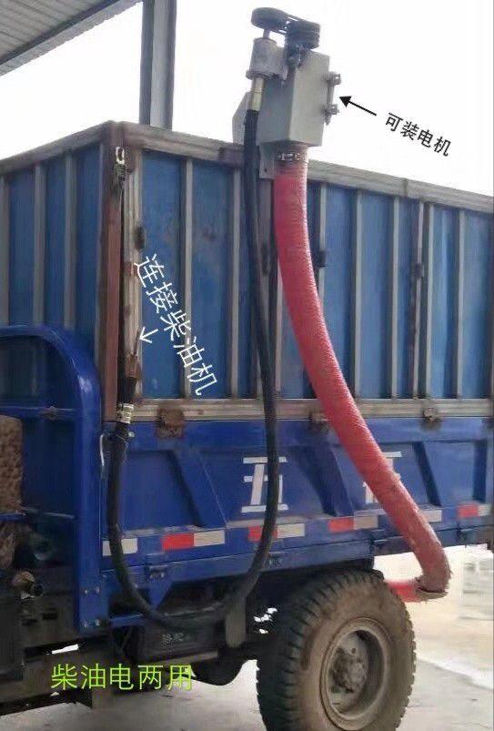 河南省濮阳市濮阳县车载小型吸粮机产业发展