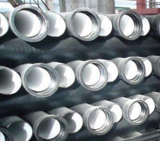 沧州南皮球墨铸铁管dn500规格标准