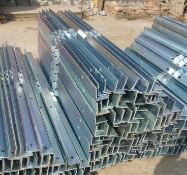 九江庐山区纯热镀扁钢用途广泛