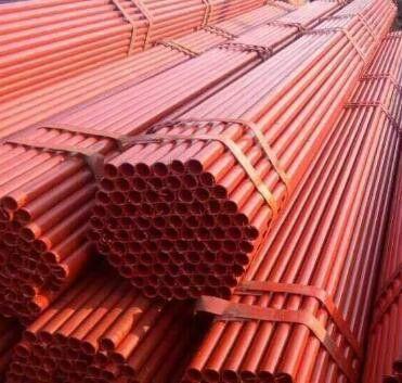 常州溧阳焊管架子管质量可靠