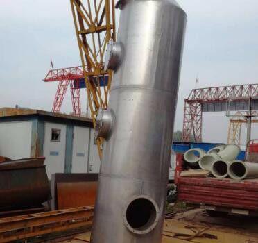 红河哈尼族彝族石屏县中国不锈钢喷淋塔使用寿命长