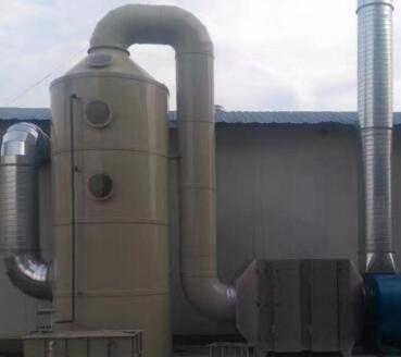 日喀则聂拉木县喷淋塔不锈钢体设计制作