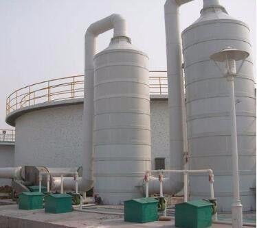 新抚区工业不锈钢废气喷淋塔不渗漏