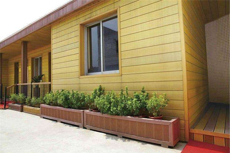 阳江黑色生态木集成墙板企业