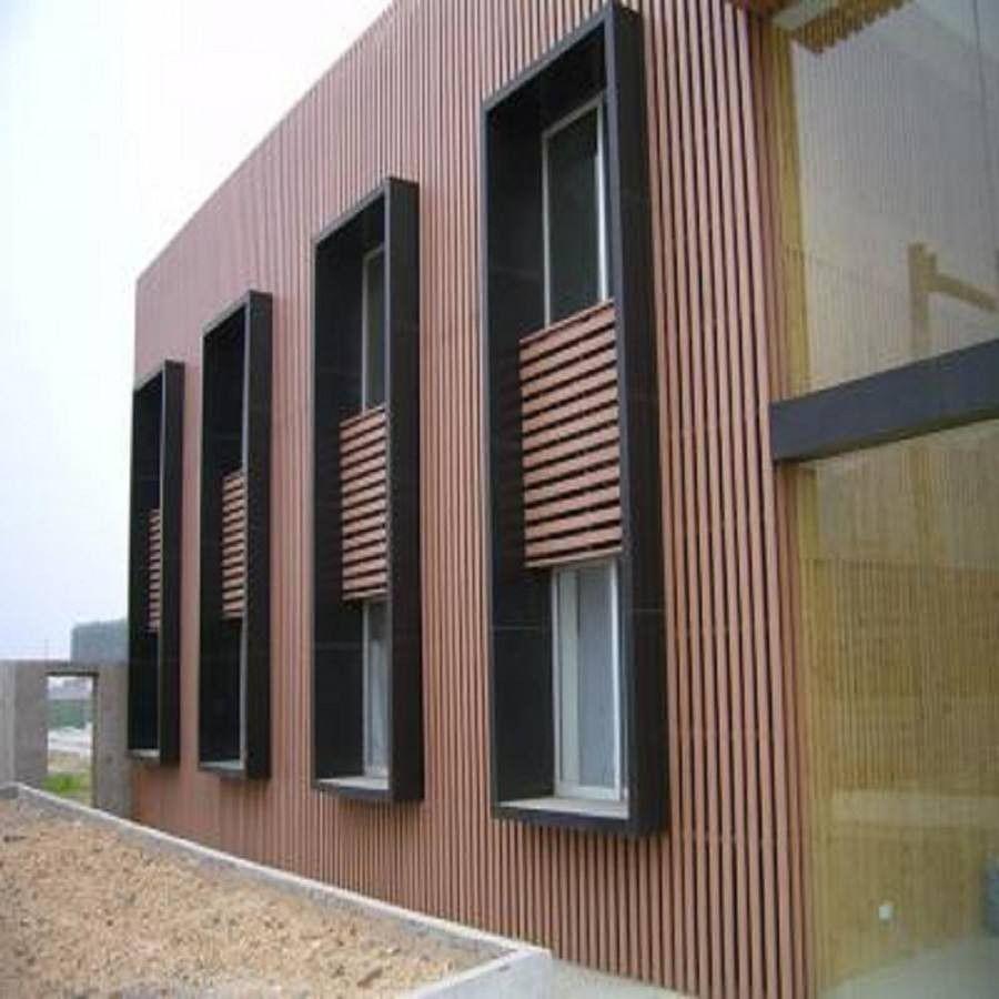汕尾城铁岭生态木墙板性能稳定