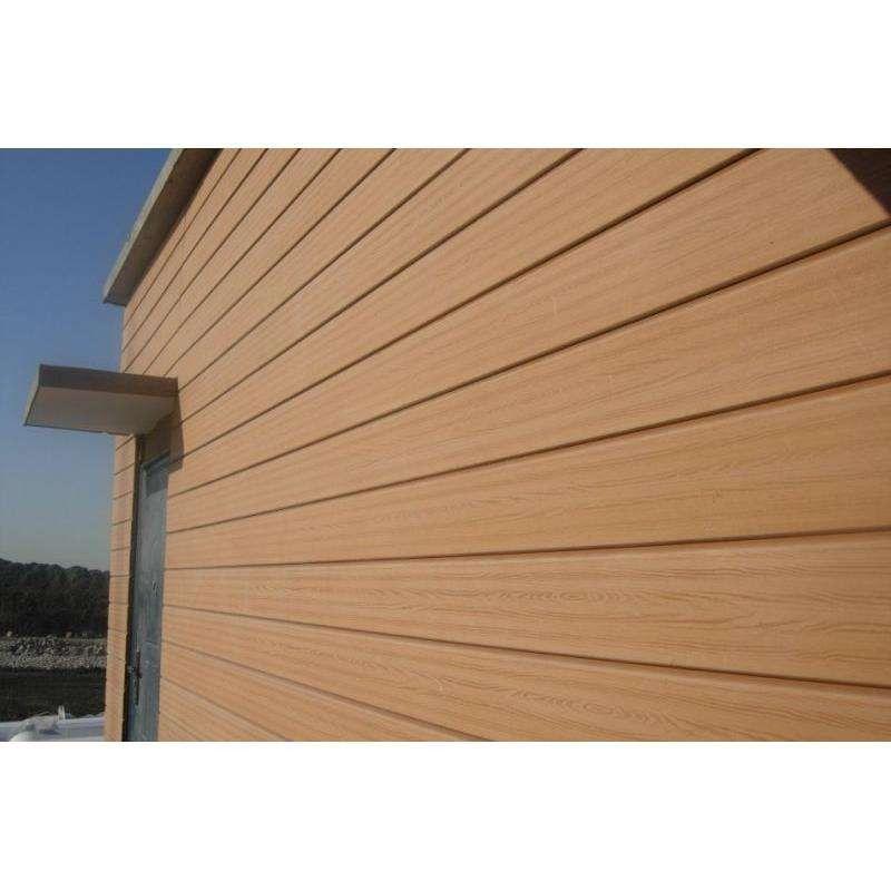 湖州吴兴区生态木墙板代理安装做法